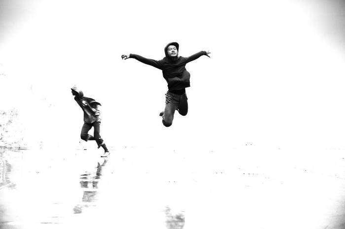 Взлёты и падения. Автор: Cody Choi.