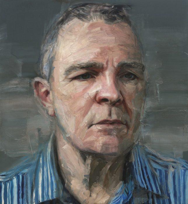 Серия  «Безмолвное свидетельство»: Джон Галлахер. Автор: Colin Davidson.