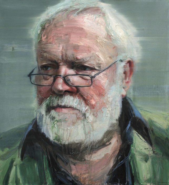 Майкл Лонгли II. Автор: Colin Davidson.