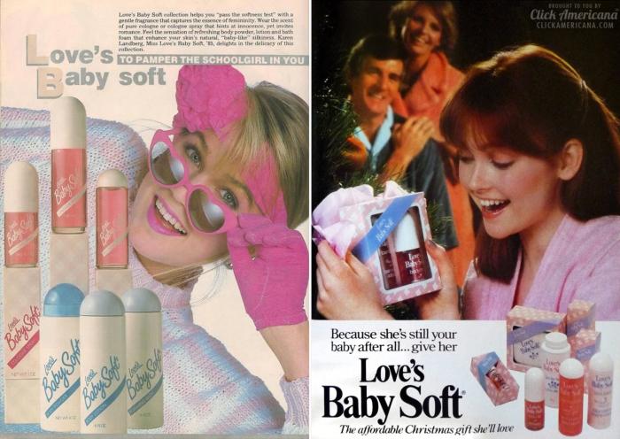 Невинно-соблазнительный образ Лолиты. \ Фото: clickamericana.com.