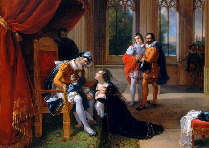 Король Афонсу IV. \ Фото: vortexmag.net.