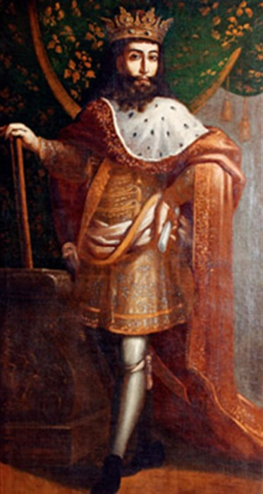 Жестокий и одержимый король Педро I. \ Фото: express.hr.