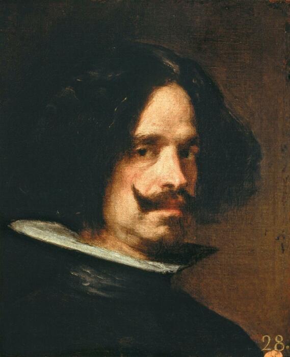 Автопортрет, 1640 год. \ Фото: ct24.ceskatelevize.cz.