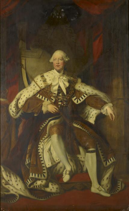 Георг III. \ Фото: rct.uk.