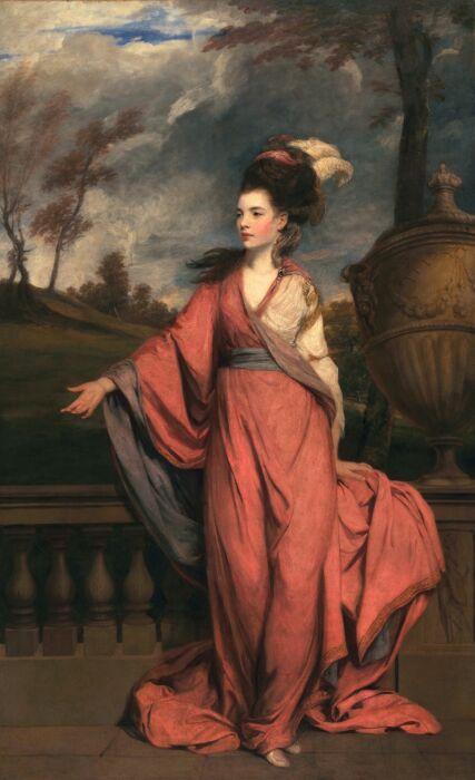 Портрет Джейн Флеминг. \ Фото: pinterest.com.