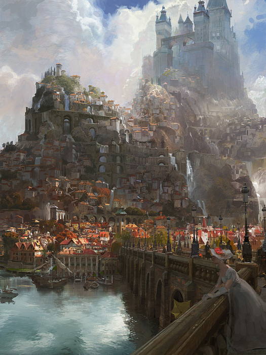 «Эпоха империй III». Автор: Craig Mullins.