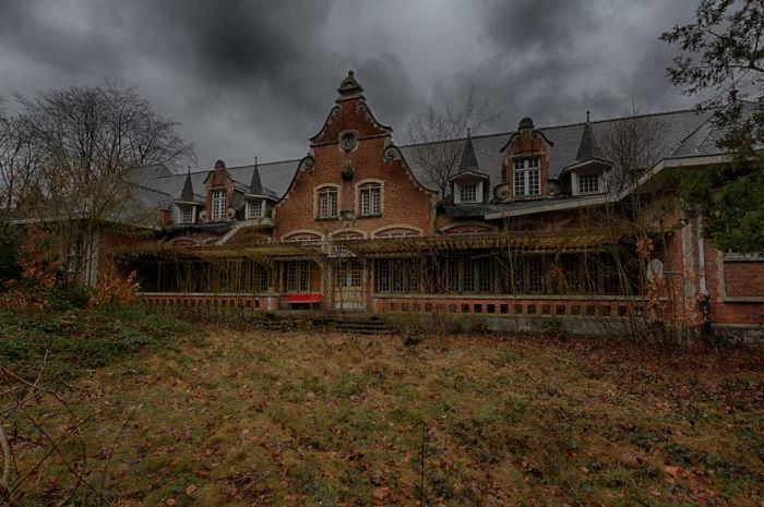Заброшенный приют. Фото: Vacant Photography.