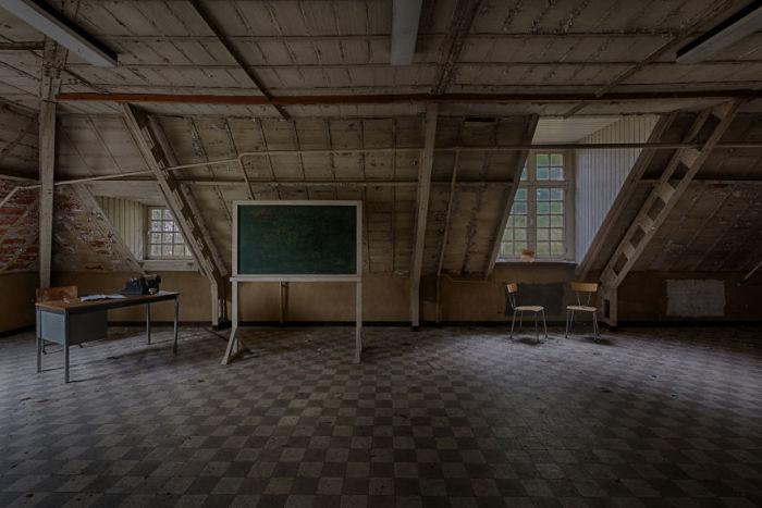 Учебный класс. Фото: Vacant Photography.