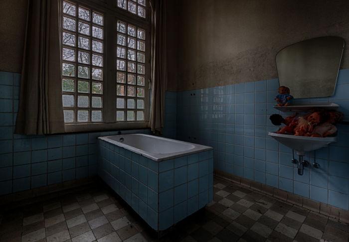 Ванная. Фото: Vacant Photography.