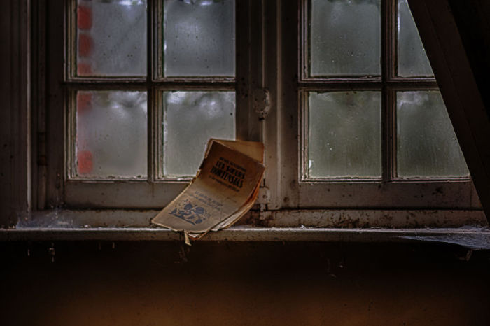 Старая книжка. Фото: Vacant Photography.