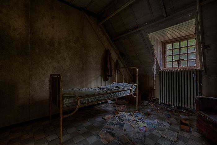 Спальня. Фото: Vacant Photography.
