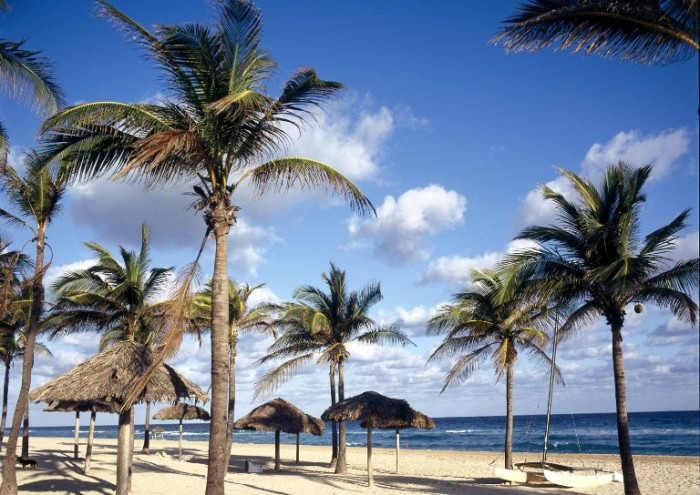 Рай на земле. Куба.