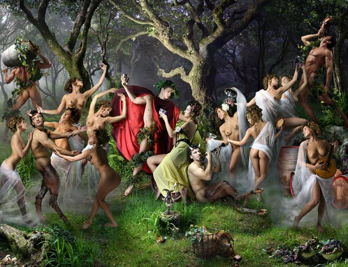 Гулянья в саду. Авторы: Ze Diogo и Diamantino Jesus.
