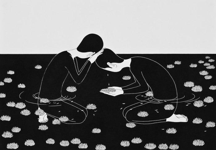 Цена страданий. Автор работ: Даехюн Ким (Daehyun Kim).