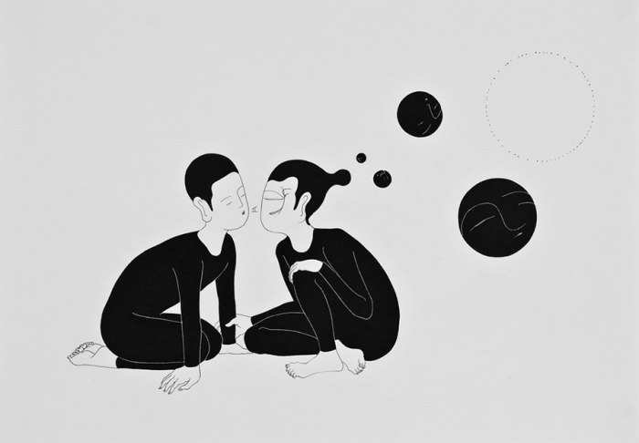 Свести тебя с ума. Автор работ: Даехюн Ким (Daehyun Kim).