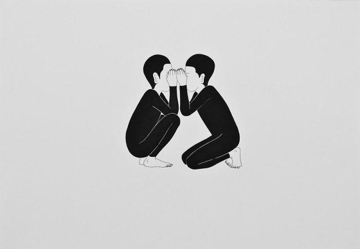 Видя невидимое. Автор работ: Даехюн Ким (Daehyun Kim).