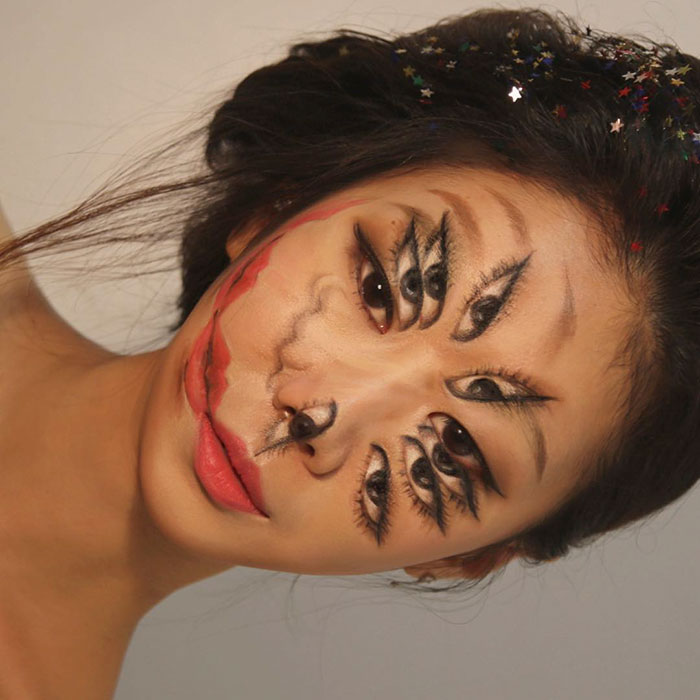 Глаз много не бывает. Автор: Dain Yoon.