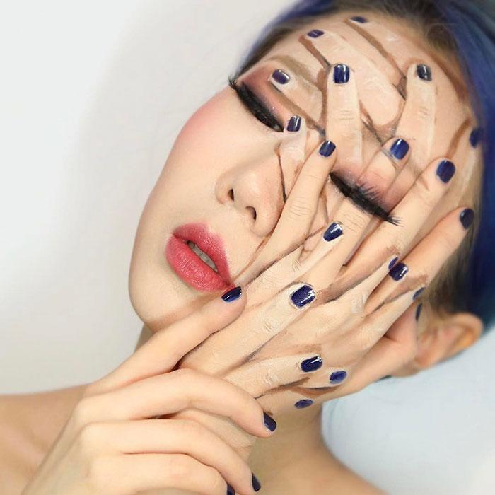 Руки. Автор: Dain Yoon.
