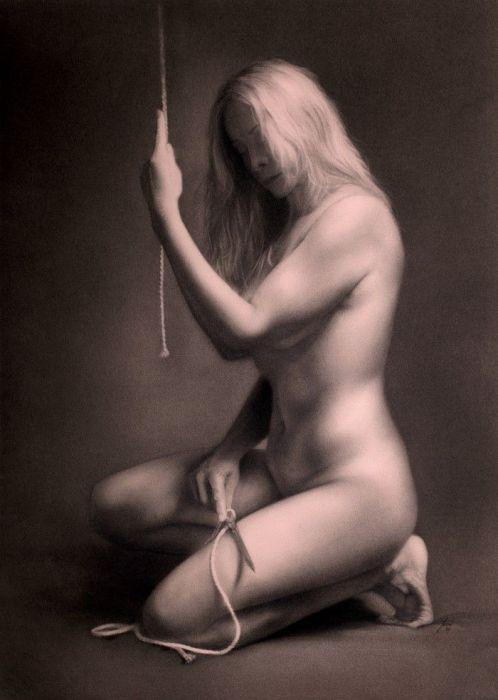 Красота женского тела. Автор: Damir May.
