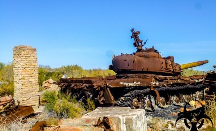 Остров Возрождения или остров Смерти. \ Фото: swalker.org.