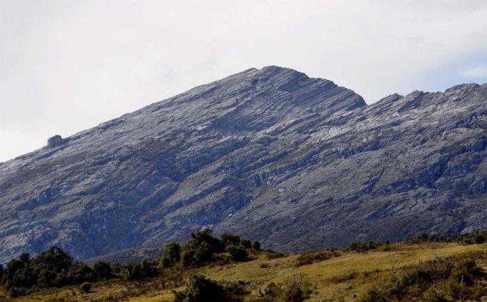 Гора Пунчак-Мандала.