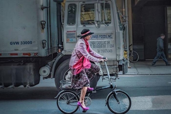 Уличные портреты, сделанные на Седьмой авеню. Автор фото: Даниэль Физерстоун (Daniel Featherstone).