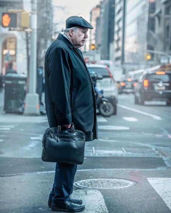 Седьмая Авеню: Колоритные персонажи Нью-Йорка.  Автор фото: Даниэль Физерстоун (Daniel Featherstone).