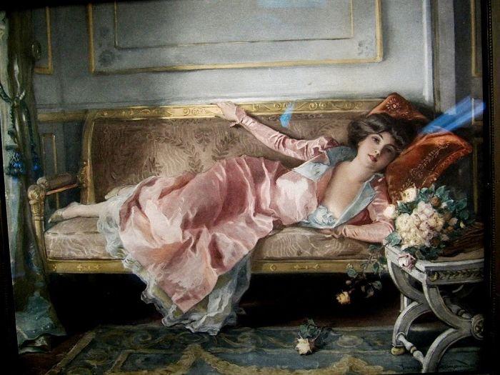 Воспевая женскую красоту. Автор: Daniel Hernandez Morillo.