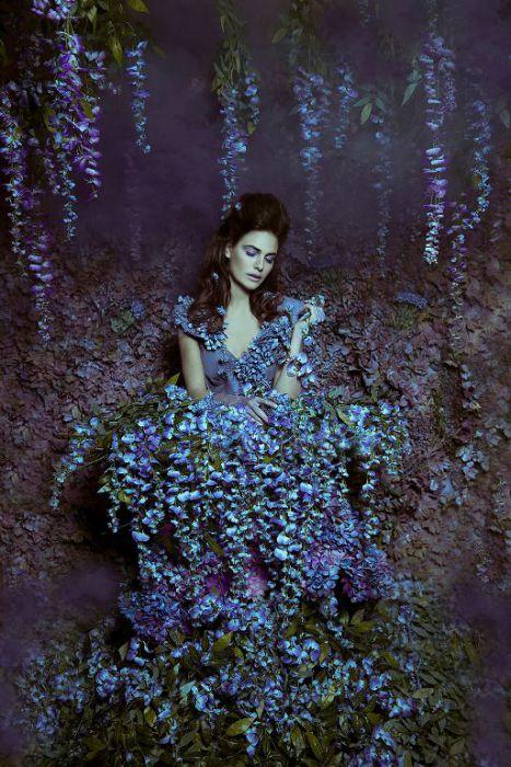 Принцесса Вистерия. Фото Daniela Maji.