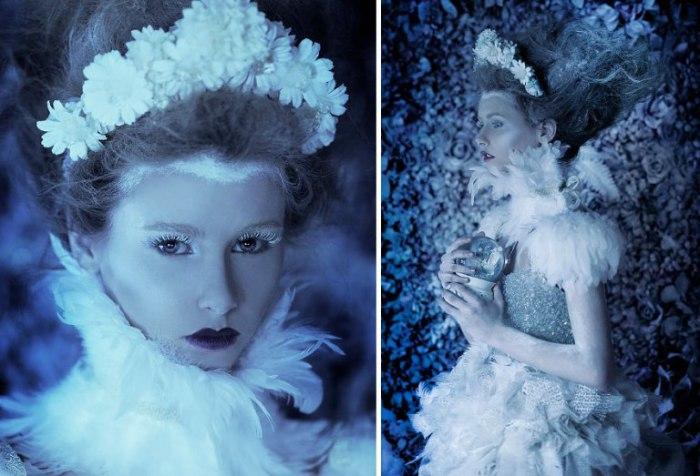 Снежная королева. Фото Daniela Majic.