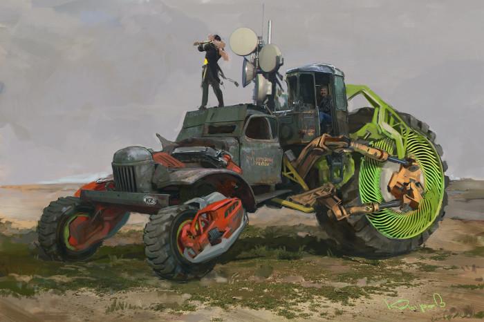 Торнадо. Автор: Данияр Кдыров.