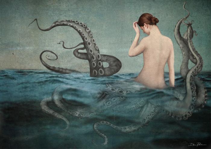 Демоны внутри. Автор: Daria Petrilli.