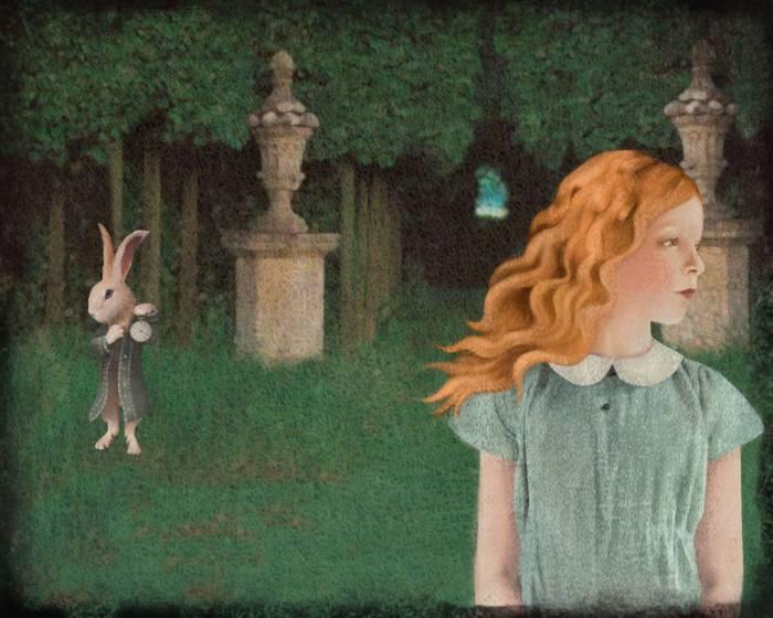 Алиса. Автор: Daria Petrilli.