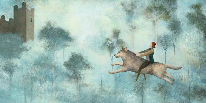 Ожившие сказки. Автор: Daria Petrilli.