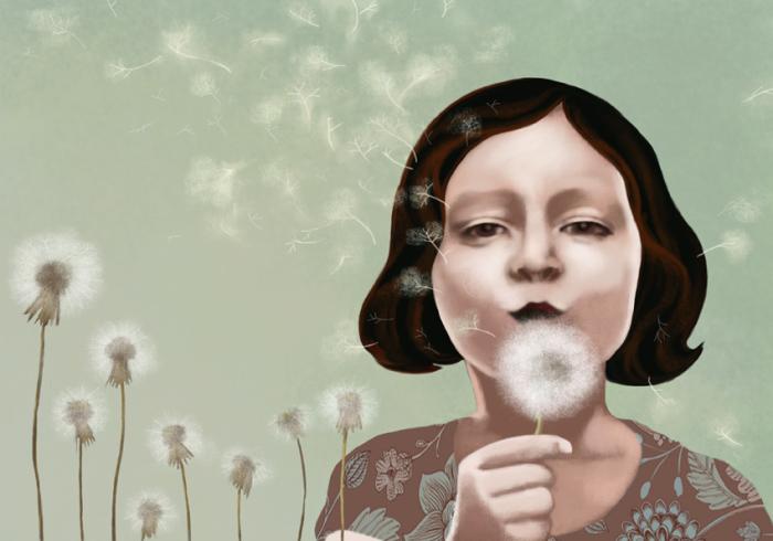 Загадай желание. Автор: Daria Petrilli.