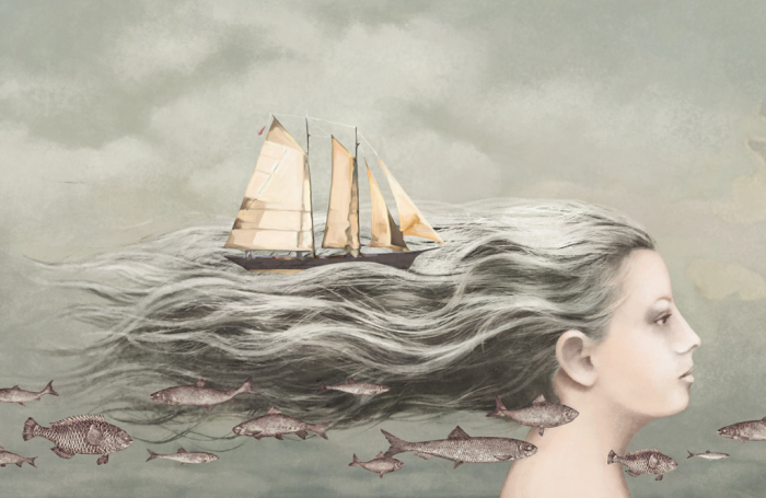 Гавань. Автор: Daria Petrilli.