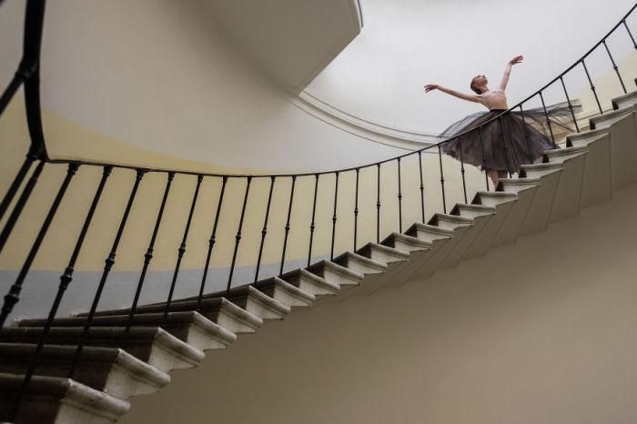 Красота балета от восхитительной Дарьян Волковой.