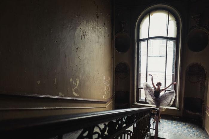 Красота балета в великолепных работах  Дарьян Волковой.
