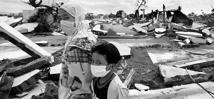 Индонезия после цунами. Автор фото: Дарио Митидиери (Dario Mitidieri).