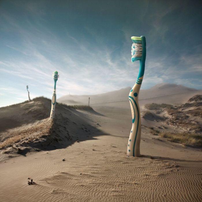 В пустыне. Автор: Dariusz Klimczak.