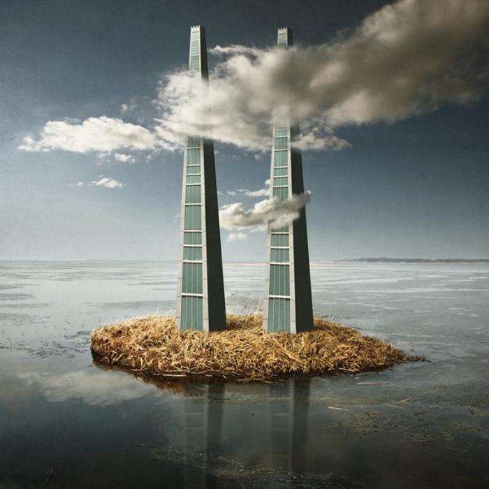 Выше облаков. Автор: Dariusz Klimczak.