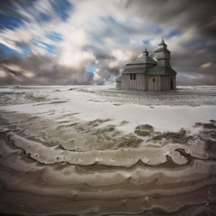 Одиночество. Автор: Dariusz Klimczak.