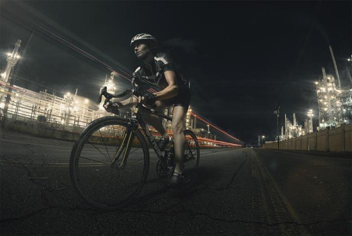 Скорость света. Автор фото: Dave Lehl.