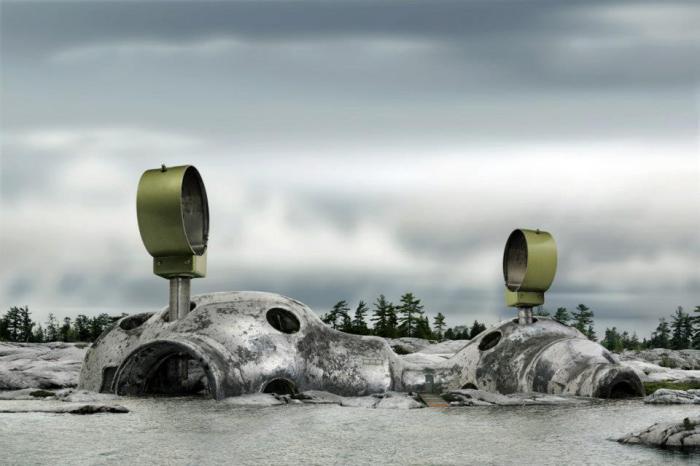 Среда обитания машины. Фотохудожник-дизайнер Дэвид Тротримас (David Trautrimas).