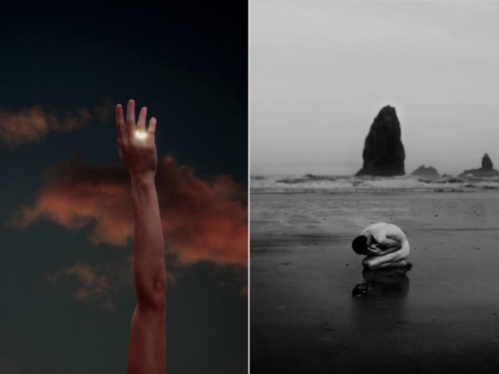 Мечта, надежда, отчаяние. Автор фото: David Uzochukwu.