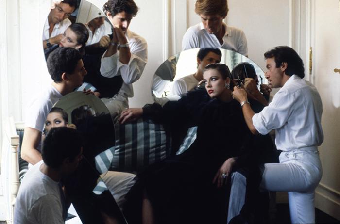 Нина Клепп, Vogue, 1982 год. Автор: Denis Piel.