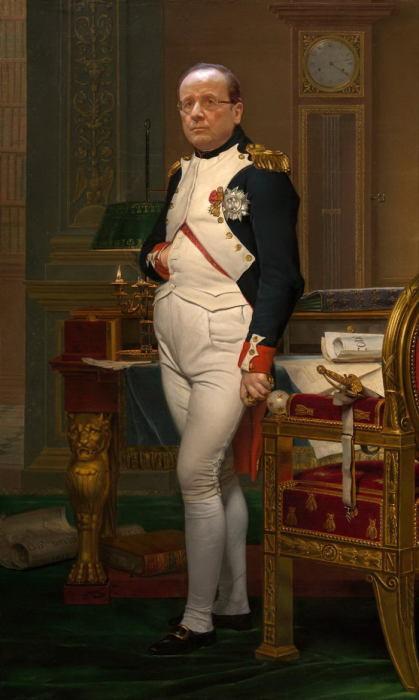 Франсуа Бонапарт. Автор:  MsgtBob.