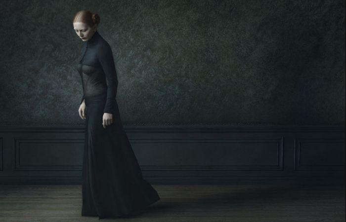 Портреты в стиле классических голландцев. Автор: Desiree Dolron.