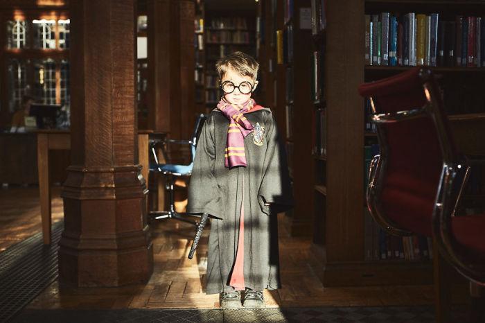 Маленький маг и волшебник.