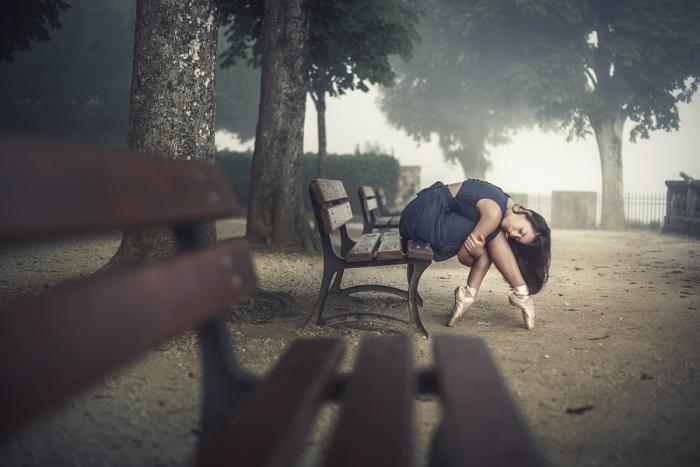 С танцем по жизни. Автор работ: фотограф Димитрий Рулланд (Dimitry Roulland).